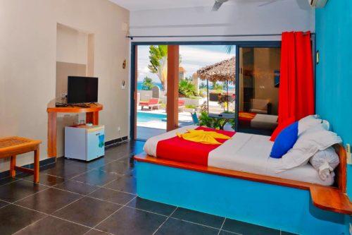 Chambre Standard Hotel Sarimanok Nosy-Be Madagascar
