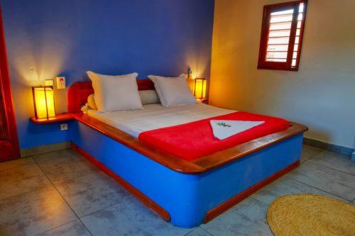 Chambre Familiale Hotel Sarimanok Nosy-Be Madagascar