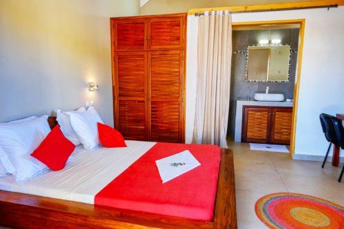 Chambre Premium Hotel Sarimanok Nosy-Be Madagascar