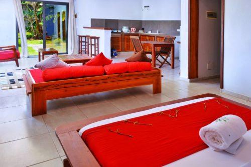 Studio Standard Hotel Sarimanok Nosy-Be Madagascar