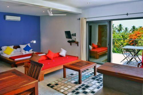 Studio Standard Plus Hotel Sarimanok Nosy-Be Madagascar