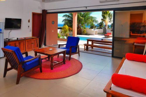 Studio Supérieur Hotel Sarimanok Nosy-Be Madagascar