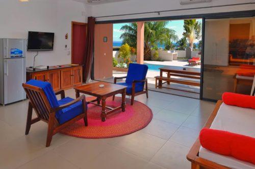 Villa privatisée Hotel Sarimanok Nosy-Be Madagascar